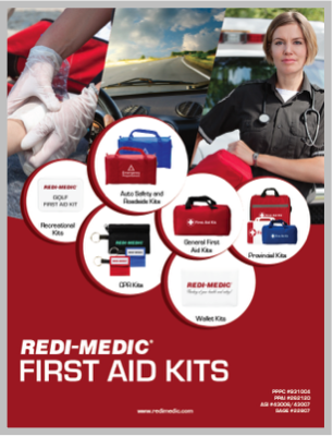 Redi-Medic First Aid Kits
