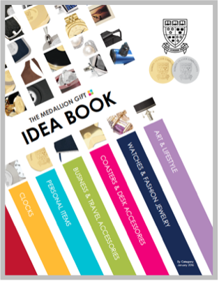 The Medallion Gift Idea Book